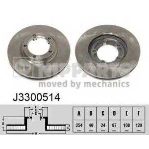NIPPARTS J3300514