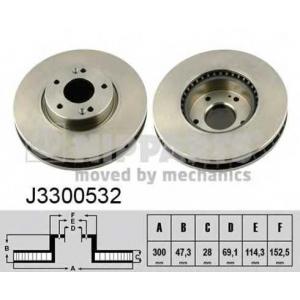 NIPPARTS J3300532