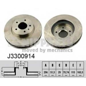 NIPPARTS J3300914