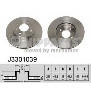 NIPPARTS J3301039