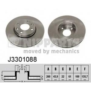 NIPPARTS J3301088