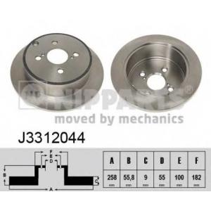 NIPPARTS J3312044
