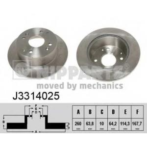 NIPPARTS J3314025
