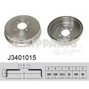NIPPARTS J3401015 Барабан гальмівний