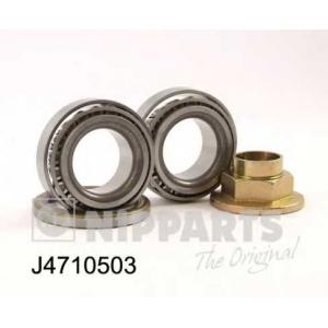 Комплект подшипника ступицы колеса j4710503 nipparts - HYUNDAI LANTRA I (J-1) седан 1.5 i.e.