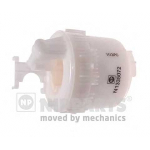 n1335072 nipparts Топливный фильтр MITSUBISHI OUTLANDER вездеход закрытый 2.0 4WD (CU2W)