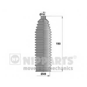 NIPPARTS N2840910 Пыльник рулевой рейки opel astra-j 10-