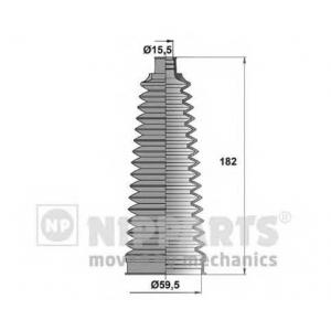 NIPPARTS N2842043 Пыльник рулевой рейки toyota auris/corolla 06-