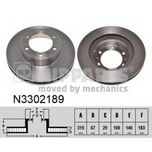NIPPARTS N3302189