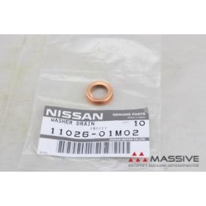 NISSAN 1102601M02 Шайба