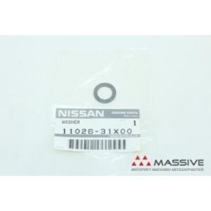 NISSAN 1102631X00 Прокладка металлическая