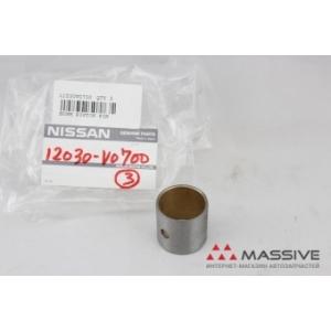NISSAN 12030-V0700 Вкладыши к-т неориг