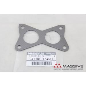 NISSAN 1403640F00 Комплект прокладок, выпускной коллектор