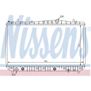 61634 nissens