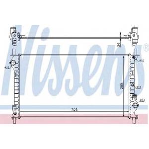 NISSENS 62021A