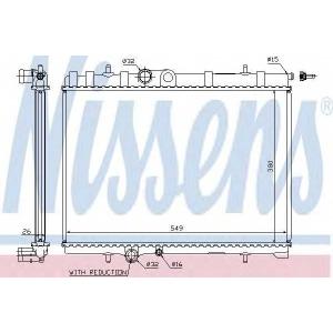 NISSENS 63744A