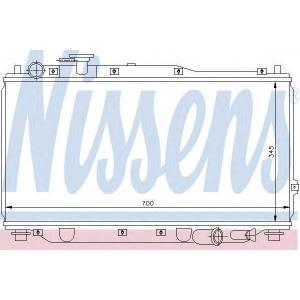 NISSENS 66604