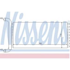 NISSENS 72041 Печка VW CRAFTER(06-)2.0 TDi(+)[OE 003 835 89 01]