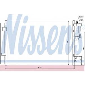 �����������, ����������� 940006 nissens - HYUNDAI i30 (GD) ��������� ������ ����� 1.4