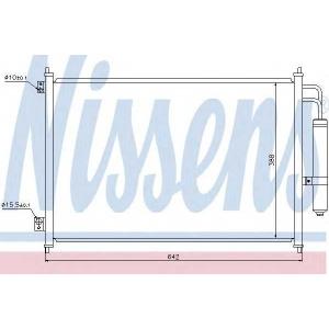 �����������, ����������� 940121 nissens - NISSAN X-TRAIL (T31) �������� �������� 2.0 dCi FWD