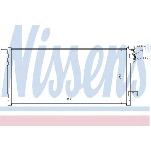 �����������, ����������� 940169 nissens - FIAT DOBLO Cargo (263) ������/��������� 1.6 D Multijet