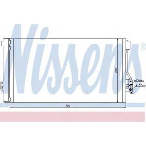 Конденсатор, кондиционер 94674 nissens - MERCEDES-BENZ VIANO (W639) вэн 3,0