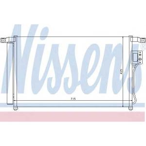 Конденсатор, кондиционер 94869 nissens - HYUNDAI SANTA F? I (SM) вездеход закрытый 2.7 4x4