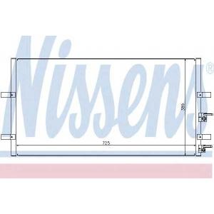 NISSENS 94915 Конденсатор, кондиционер