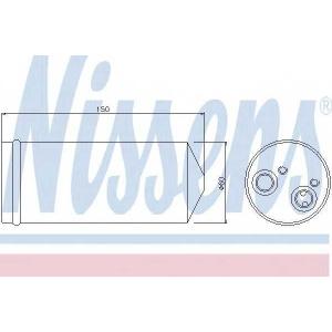 Осушитель, кондиционер 95139 nissens - DAEWOO LANOS (KLAT) Наклонная задняя часть 1.4