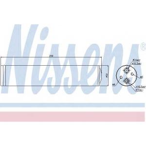 Осушитель, кондиционер 95241 nissens - RENAULT KANGOO Express (FC0/1_) фургон 1.6 16V bivalent