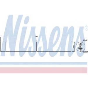 NISSENS 95442 Осушувач кондиціонера