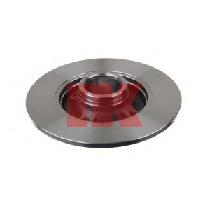 Тормозной диск 201939 nk - PEUGEOT 307 (3A/C) Наклонная задняя часть 1.6 16V