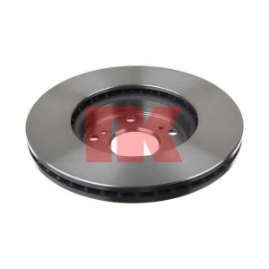 Тормозной диск 202637 nk - HONDA ACCORD VIII (CL_, CM_) седан 2.0 (CL7)