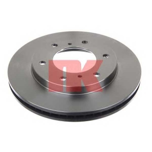 Тормозной диск 203033 nk - MITSUBISHI PAJERO SPORT (K90) вездеход закрытый 2.5 TD (K94W)