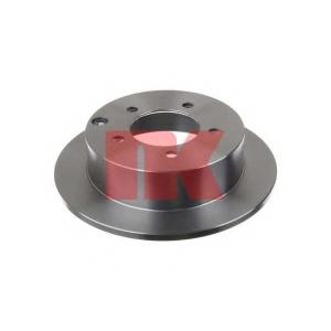 Тормозной диск 203058 nk - MITSUBISHI LANCER седан (CY/Z_A) седан 1.6