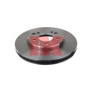 Тормозной диск 203332 nk - MERCEDES-BENZ E-CLASS (W210) седан E 220 D (210.004)