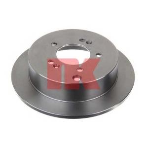 Тормозной диск 203414 nk - KIA SPORTAGE (JE_) вездеход закрытый 2.0 CRDi 4WD