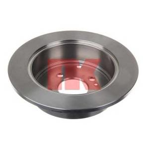 Тормозной диск 203430 nk - HYUNDAI i20 (PB, PBT) Наклонная задняя часть 1.4 CRDi