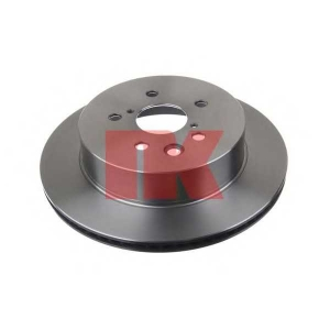 Тормозной диск 2045106 nk - LEXUS IS II (GSE2_, ALE2_, USE2_) седан 200d