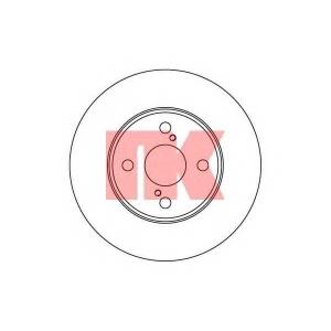 ��������� ���� 204582 nk - TOYOTA COROLLA (ZZE12_, NDE12_, ZDE12_) ��������� ������ ����� 1.4 VVT-i