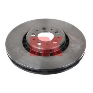 NK 204853 Тормозной диск передний Volvo XC90 03-06 (336x30mm)