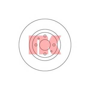 ��������� ���� 209923 nk - ALFA ROMEO 155 (167) ����� 2.0 16V Turbo Q4 (167.A2B, 167.A2C, 167.A2E)