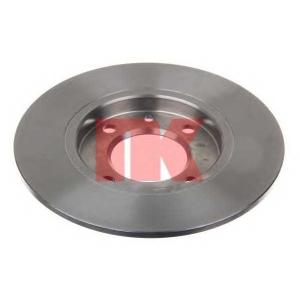 NK 209947 Тормозной диск задний