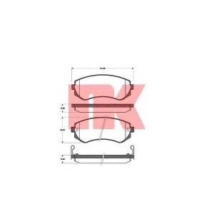 �������� ��������� �������, �������� ������ 222253 nk - NISSAN PATROL GR II Wagon (Y61) �������� �������� 2.8 TD