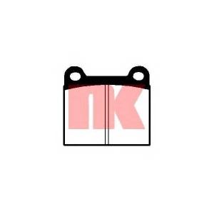 NK 229906 Колодки