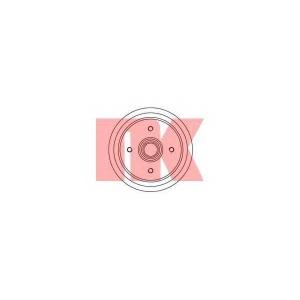 ��������� ������� 252510 nk - FORD ESCORT III (GAA) ��������� ������ ����� 1.1