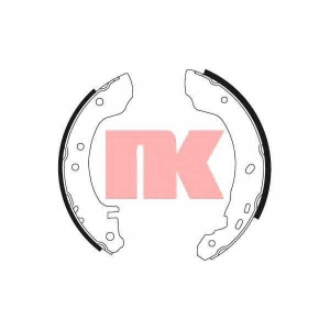 2722531 nk Комплект тормозных колодок NISSAN PRIMERA седан 1.6