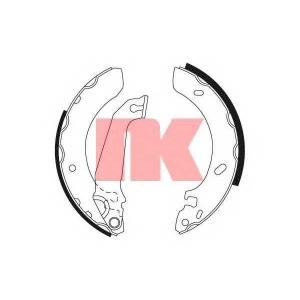 NK 2725536 Комплект тормозных колодок