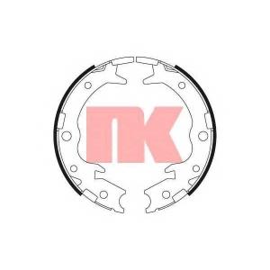 NK 2726650 Колодки гальмівні барабанні