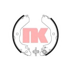 Комплект тормозных колодок 2730533 nk - MITSUBISHI LANCER VI (CK/P_A) седан 1.5 (CK2A)
